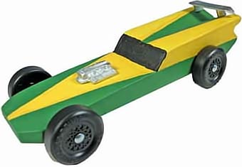 ABC Awana Grand Prix Car Accessories Example