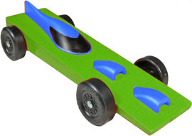 Awana Car Scoop