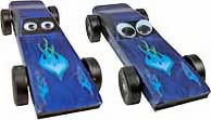 Awana Grand Prix Car Eyes