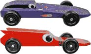 Awana Grand Prix Car Accessories