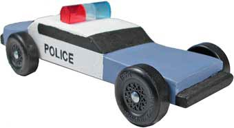 Awana Police Car Light Bar